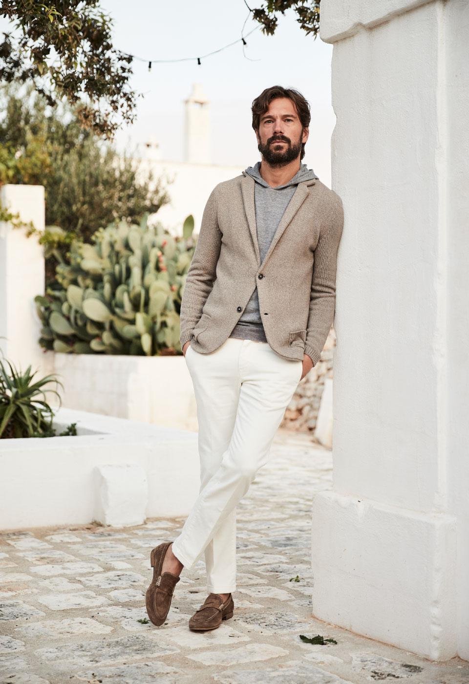 Outfit Uomo Matrimonio Estate 2018 : Maglificio gran sasso collezione uomo primavera estate