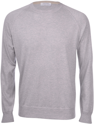 Picture of COTTON AND CASHMERE CREW NECK