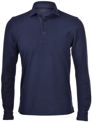 Picture of LONG-SLEEVED VINTAGE PIQUET POLO