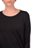 Picture of JERSEY STRETCH VISCOSE T-SHIRT WITH SILK APPLIQUE'