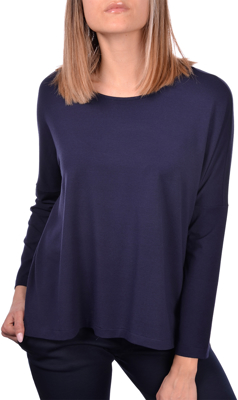 Picture of JERSEY BOAT-NECK SWEATER